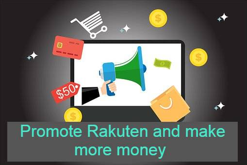 How to make money with Rakuten Website